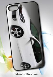 iPhone 5 Cover Hülle Wunschmotiv bedruckt VW Golf I II III IV VI GTI