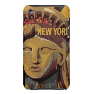 Statue of Liberty   New York City Barely There iPod Cover