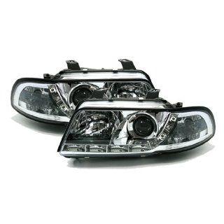Scheinwerfer mit LED Standlicht, passend für Audi A4 Typ B5, Mod. Bj