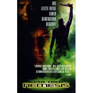Star Trek 10   Nemesis [VHS] Sir Patrick Stewart, Jonathan Frakes