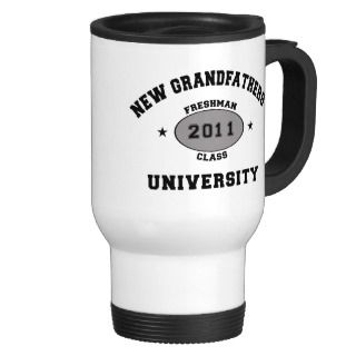 New Grandfather 2011 Mug