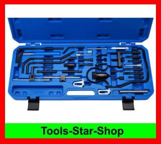 Motor Einstell Werkzeug Satz f Citroen / Peugeot Arretierwerkzeug Set
