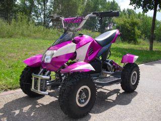 Elektro Quad 500W Sport Kinderquad Mini Pocket ATV Kinder Quad Bike