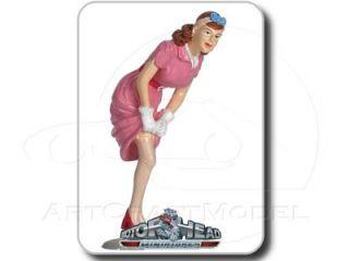TRIXIE 124 Pink   Motorhead Figur Figurine   Figure