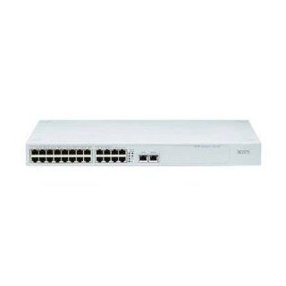 3Com SuperStack III Switch 4226T 24 port Plus 2 10/100