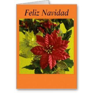 Feliz Navidad 9 Greeting Card