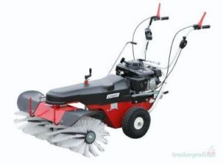 Kehrmaschine Limpar 122 / Briggs & Stratton Motor NEU