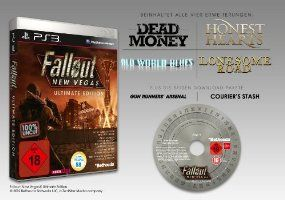 Fallout New Vegas   Ultimate Edition: Playstation 3: Games