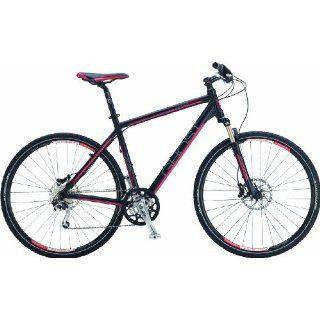 Ghost Herren Crossbikes Cross 1300 white red grey Sport
