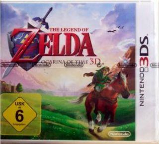 Ocarinaof Time Nintendo 3DS Alter ab 6 Jahren deutscheOriginalversion