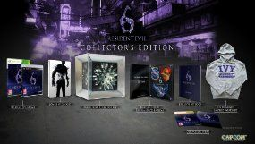 Resident Evil 6   Collectors Edition (uncut) Playstation 3