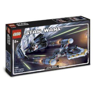 LEGO Star Wars TIE Fighter Und Y Wing Setzen 7262