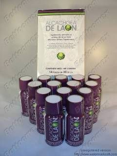 Tratamiento de Alcachofa de Laon Artichoke Dietary Supplement, 14