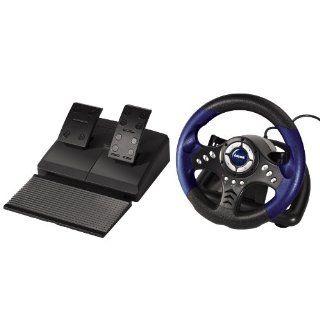 Hama Thunder V18 PC Racing Wheel USB Computer & Zubehör