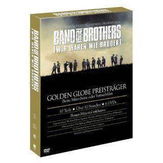 Band of Brothers   Wir waren wie Brüder. Die komplette Serie 6 DVDs