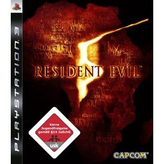 Resident Evil 6 (uncut) Playstation 3 Games