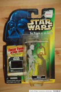 78) Star Wars   8D8 with Droid Branding Device   Kenner