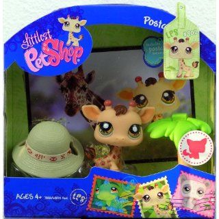 Littlest Pet Shop   FRIENDLIEST   Giraffe # 526   TRUS Geoffrey