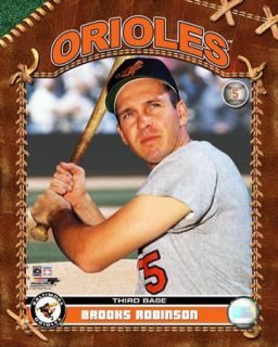 Brooks Robinson (Orioles) Posters