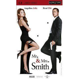 Mr. & Mrs. Smith [UMD Universal Media Disc] Brad Pitt