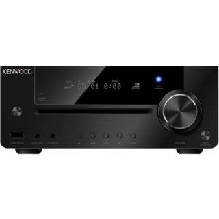 Kenwood R K731 B Kompakter HiFi Stereo Receiver (iPod/iPhone ready, PC