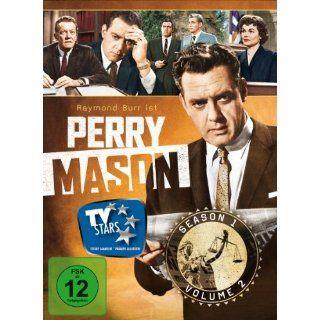 Perry Mason   Season 1, Volume 2 [5 DVDs] Raymond Burr