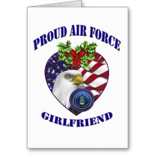 Proud Air Force Girlfriend T Shirts, Proud Air Force Girlfriend Gifts