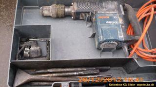 Bosch GSH 5 CE   SDS   Stemm & Bohrhammer Modell GSH 5 CE