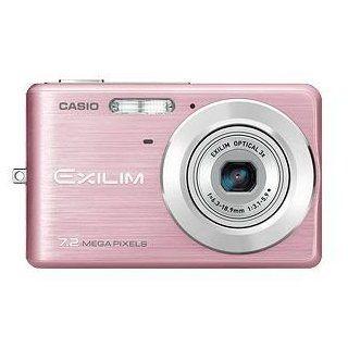 Casio EXILIM EX Z77 PK Digitalkamera 2,6 Zoll pink Kamera