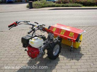 Einachser KM5 13,0PS mit Honda Motor GX390