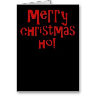 Funny Merry Christmas Card cards by yourmamagreetings