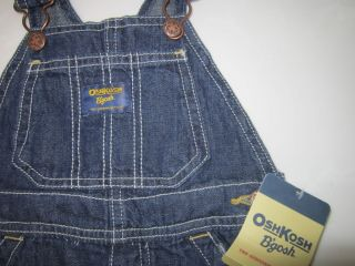 OSHKOSH**Jeans Latzhose Shorts Latzshorts Hose Gr.74/80* OSCHKOSCH