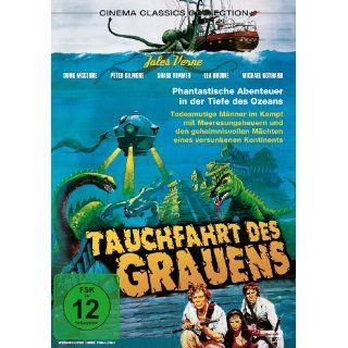 Jules Verne   Tauchfahrt des Grauens Doug McClure, Peter