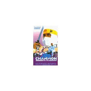 Ninja   Champion On Fire [VHS] Richard Harrison, Stuart Smith, Stefan