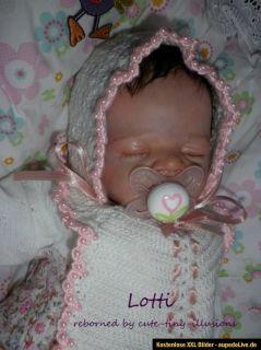 Reallife Reborn Baby Doll Lotti by Karola Wegerich
