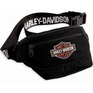 Harley Davidson Bar & Shield Belt Bag Bauchtasche Gürteltasche 99503