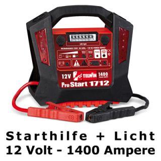 TELWIN Pro Start 1712 Starthilfegerät   Energiestation   Power Pack
