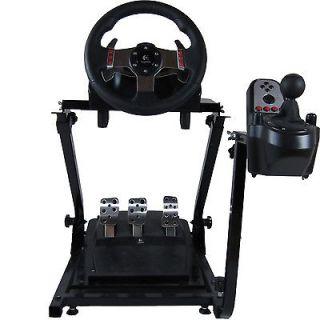 GT Omega Steering Wheel stand, Logitech G25 G27. Thrustmaster T500RS