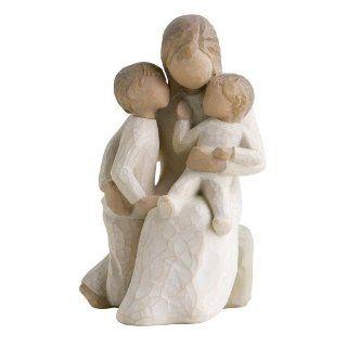Figur Willow Tree Neues Leben New Life Skulptur zur Taufe Geburt
