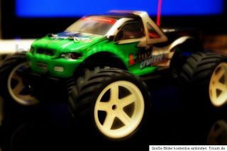 Huanqi HQ710 High Speed MonsterTruck 50 60km/h RC Rock Modellbau Car