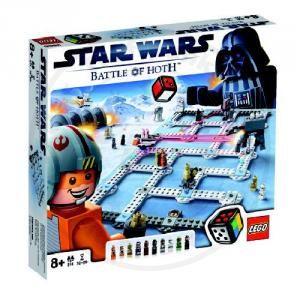Lego 3866 Star Wars Spiel The Battle of Hoth inkl 32 Figuren 1 Wuerfel