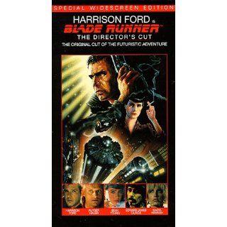 Blade Runner [VHS] Ridley Scott, Harrison Ford, Rutger