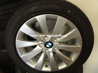 BMW 3er F30 225 50 17 Zoll Alufelgen Winterreifen Winterraeder Pirelli