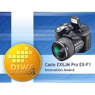 Casio EXILIM Pro EX F1 Highspeed Digitalkamera inkl.