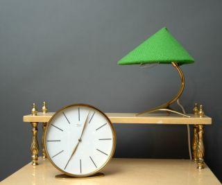 mid century modern tripod lamp / Lampe kalmar brass