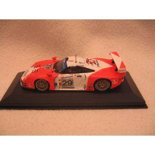 Minichamps Porsche 911 GT 1 Le Mans 1997 J B Racing Ferte/Thevenin/ v
