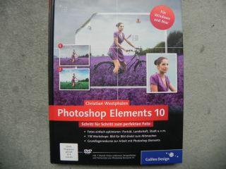 ELEMENTS 10, Handbuch mit DVD zum Training, 418 Seiten