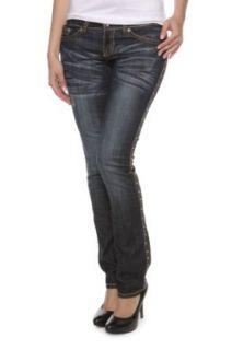 Antique Rivet Straight Leg Jeans ARDEN Bekleidung