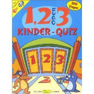 oder 3 Kinder   Quiz, Der TV Renner für schlaue Kids mit 200