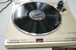 Thorens TD 115 High End Plattenspieler Phonograph Vinyl